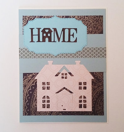 Home card.