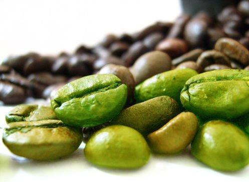 グリーンコーヒー75g