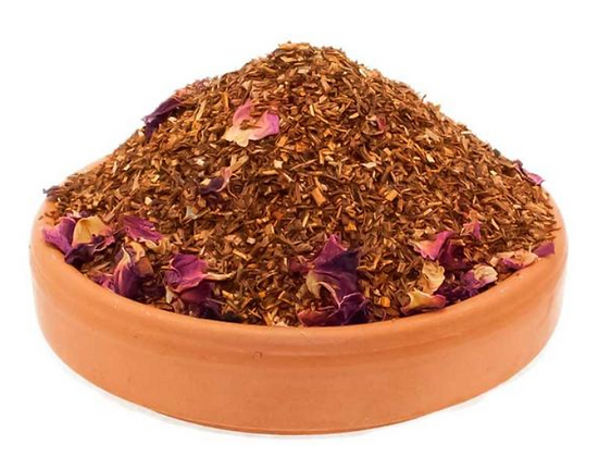 Rose Roibois & Honey Bush Tea