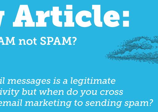 When is Spam not Spam?