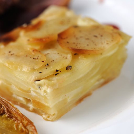 Recipe:  Potato Dauphinoise
