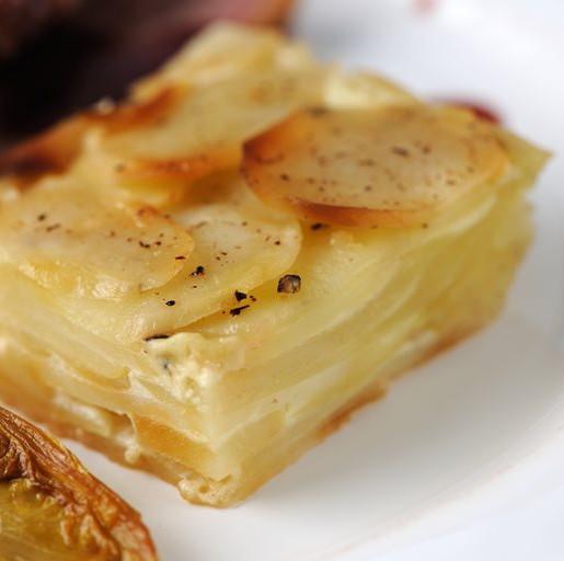 Recipe:  Potato Dauphinoise