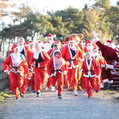Wetherby Santa Run