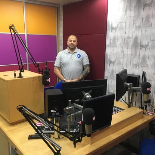 Harrogate's Local Radio Station Opens New Studios
