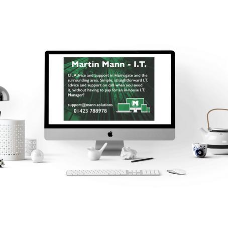 Meet Feature Member   Martin Mann IT