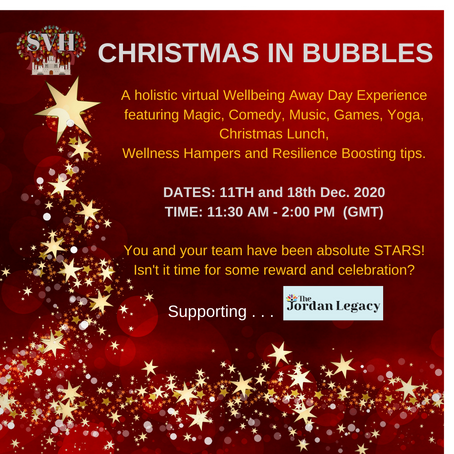 Christmas in Bubbles