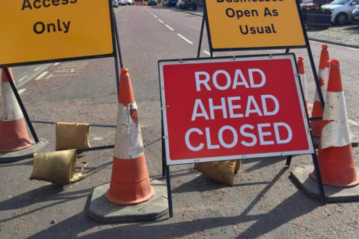 Roadworks | Handpicked Harrogate