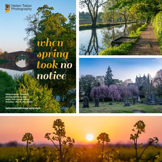 When Spring took no notice