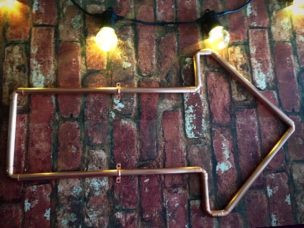 Get the Industrial Vibe in your Home