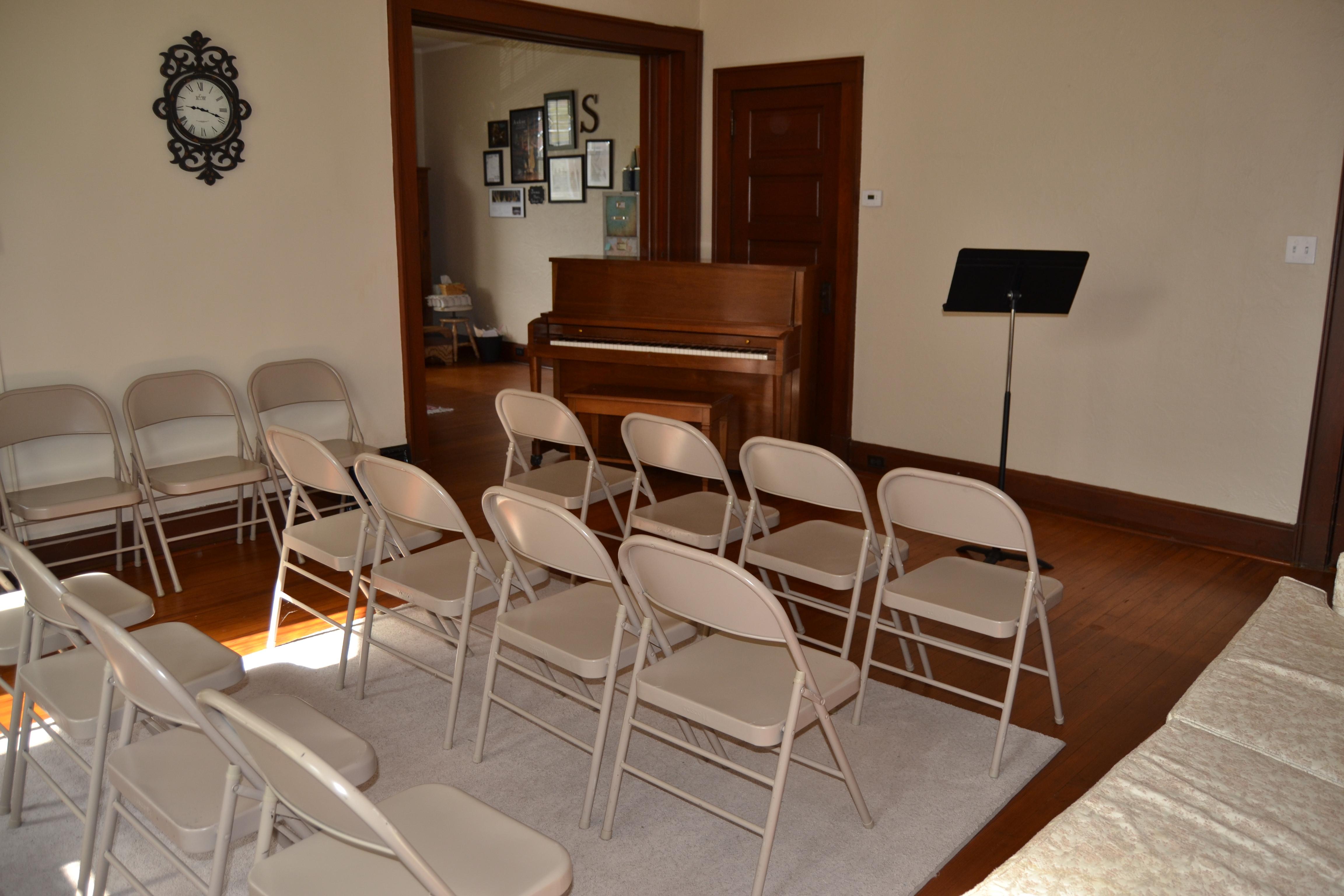 Piano Recital Venue