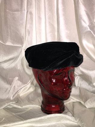 puffed flat cap