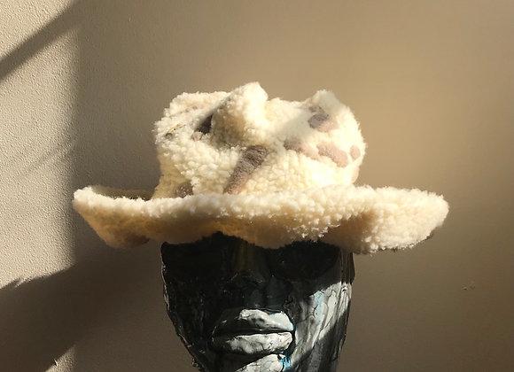 faux moldy sheepskin