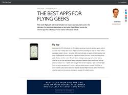 FLYING GEEK APPS