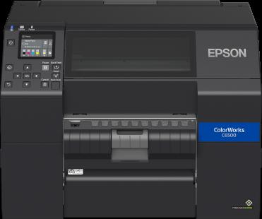 Impresora de etiquetas a color Epson C6500