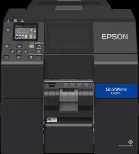 Impresora de etiquetas a color Epson C6000