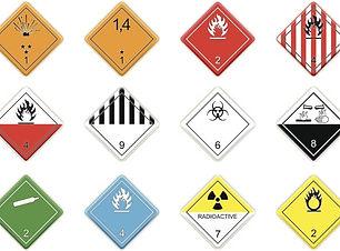 Etiquetas de peligrosidad ADR