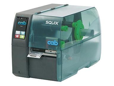 Impresora de etiquetas CAB SQUIX