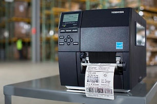 Toshiba B-EX4 Emulacion zpl