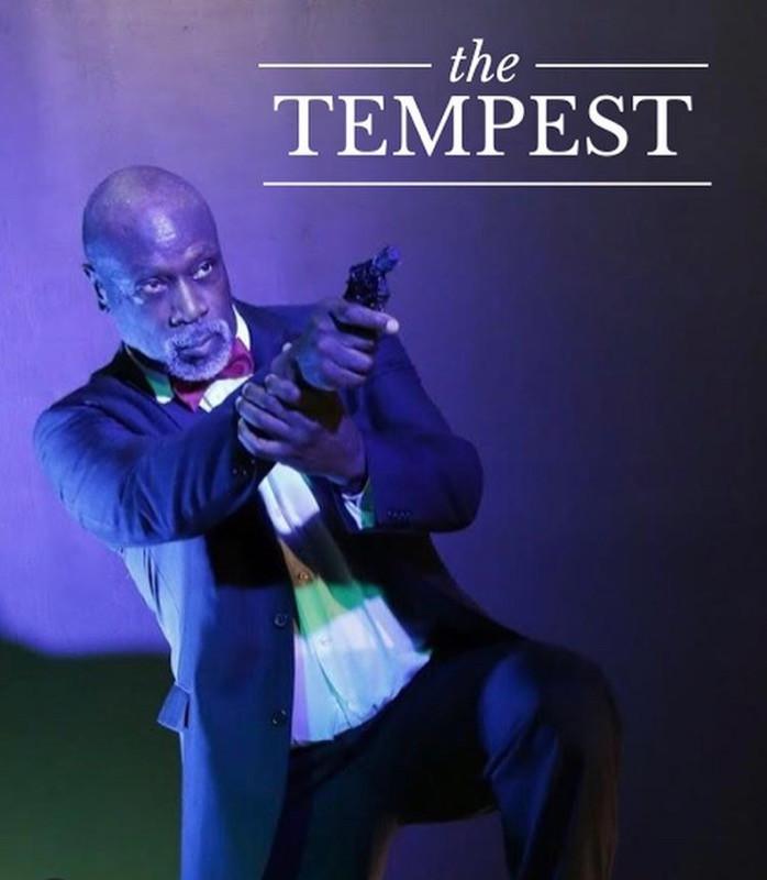 Prospero in The Tempest, 2020