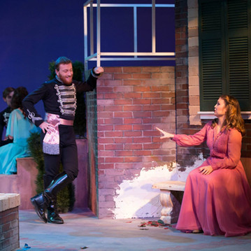 Much Ado About Nothing, FDU