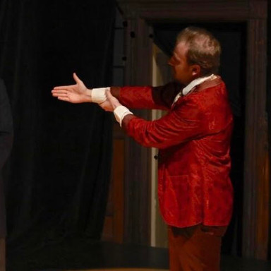 The Imortance of Being Earnest, The Philipstown Depot Theater