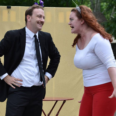 The Taming of The Shrew, Hudson Shakespeare Co.
