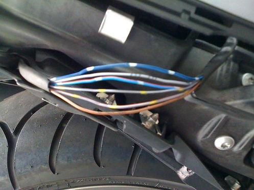 Enjoyable Skenelights K1600Gt Gtl P3 Installation Wiring 101 Sianudownsetwise Assnl