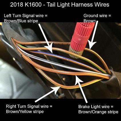 Swell Skenelights K1600Gt Gtl P3 Installation Wiring 101 Sianudownsetwise Assnl