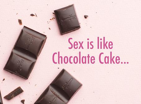 "NFP Testimony: ""Sex is like Chocolate Cake"""