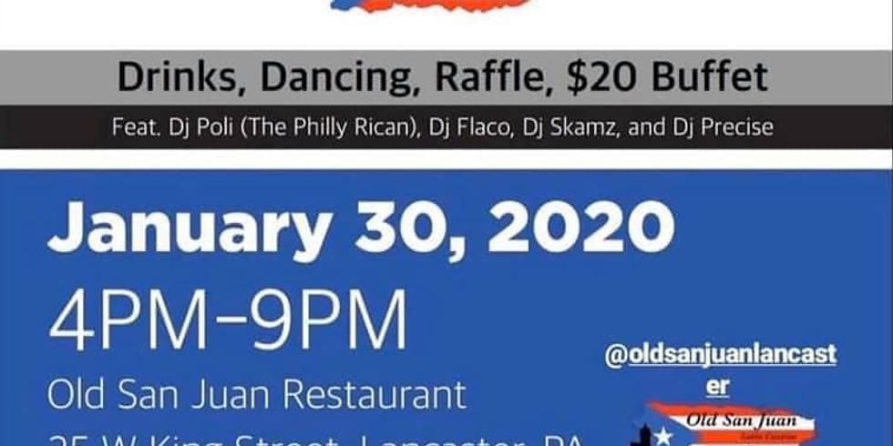 Rebuild Puerto Rico - Charity Event