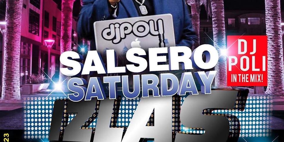 Salsero Saturday at Izlas w/DJ Poli!!