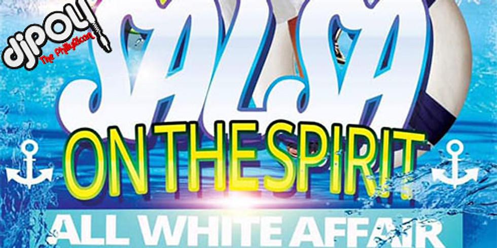Salsa on The Spirit - All White Affair