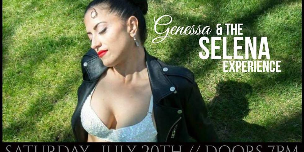Genessa: The Selena Experience plus Dj Poli at XL Live