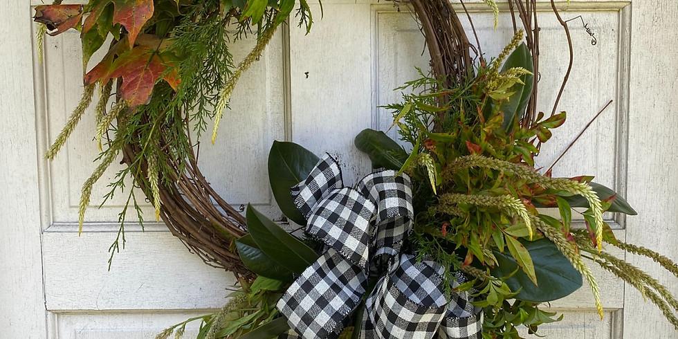 Christmas Wreath Make & Take Workshop