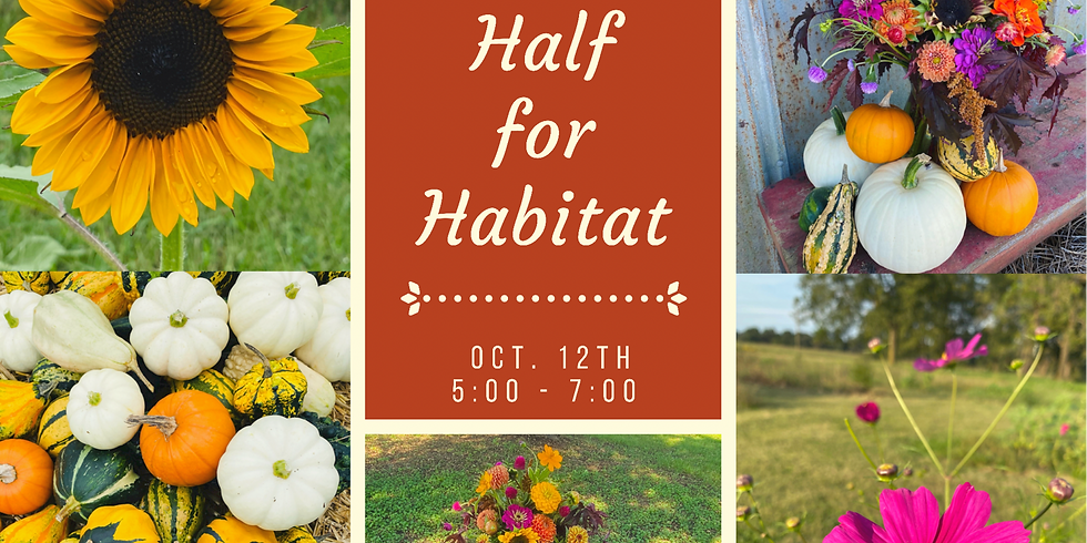Half for Habitat