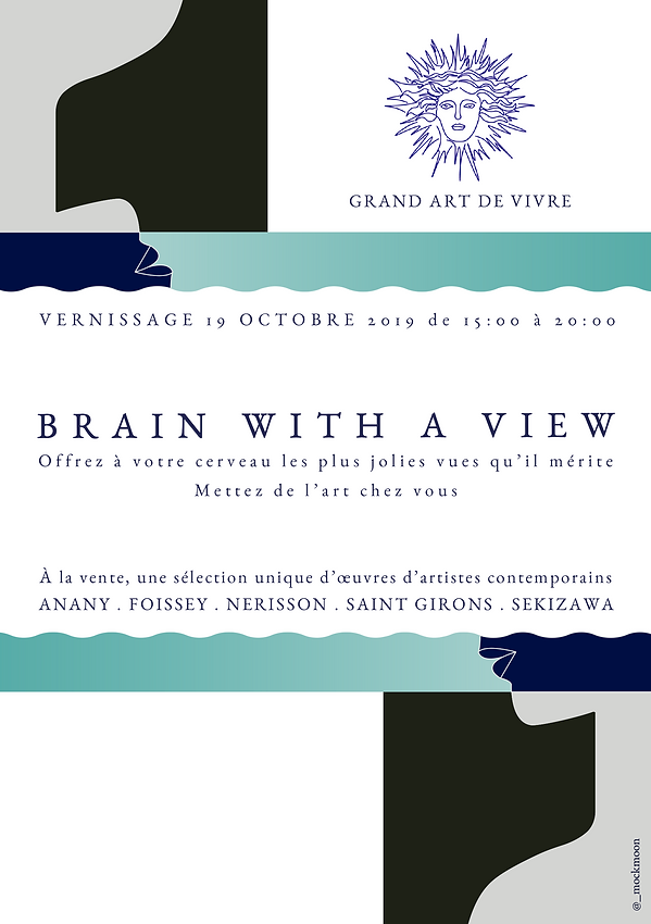 BRAIN WITH A VIEW