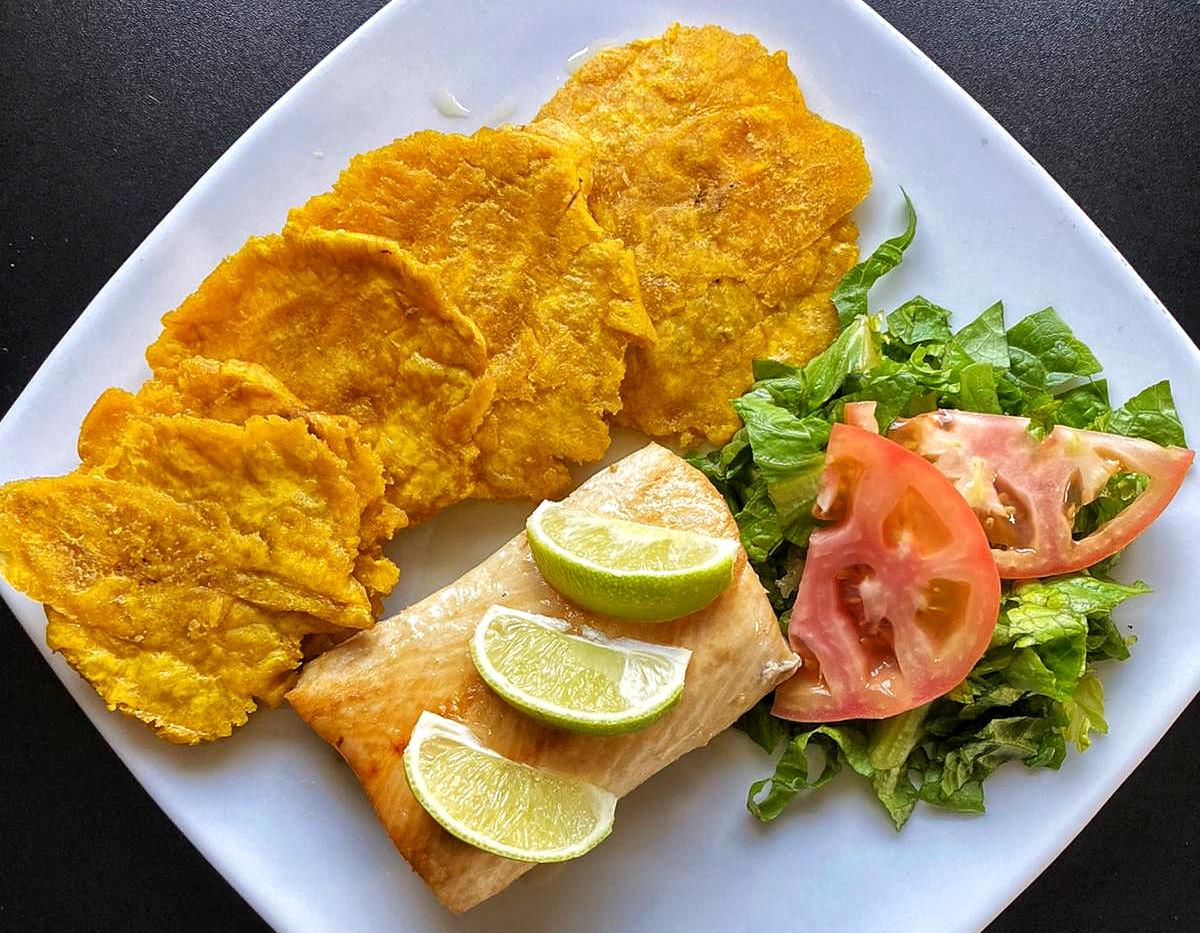 Filete de Dorado