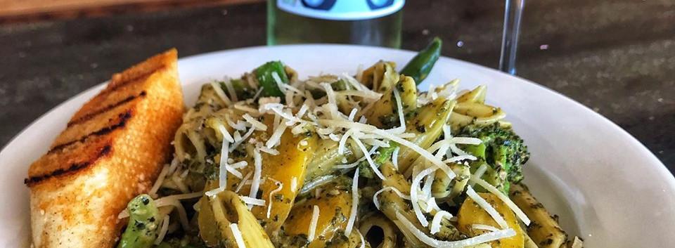 Pasta Penne con Pesto