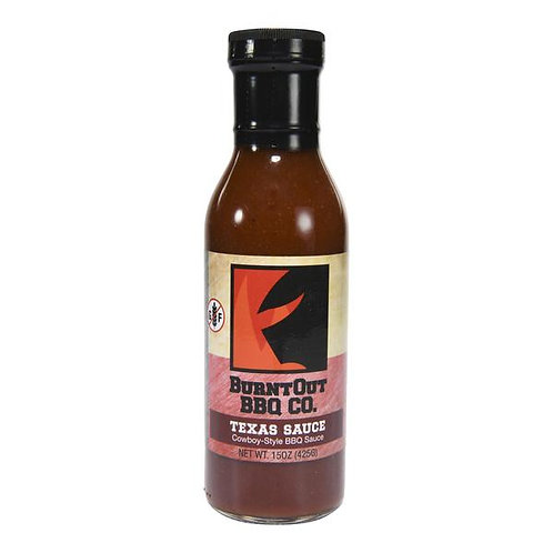 BurntOut BBQ: Texas Sauce