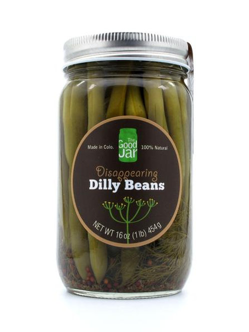 Disappearing Dilly Beans