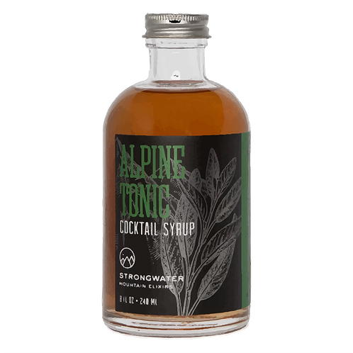Alpine Tonic Cocktail Syrup