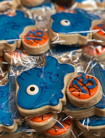 Paul George Foundation Cookies
