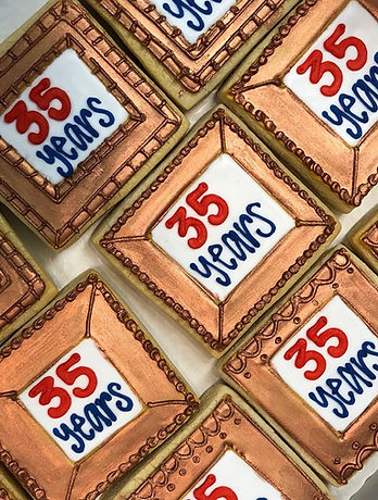 Corporate_Cookies- Hobby Lobby 35 Years.