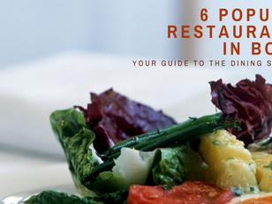 6 Popular Restaurants in Boise