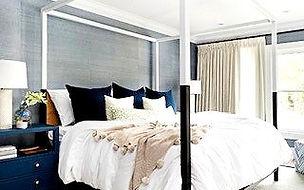 relaxing master bedroom