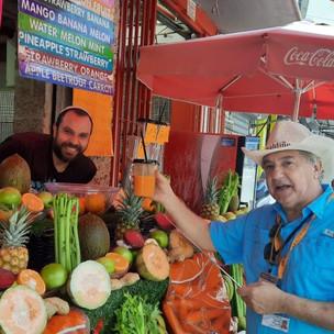 סיורי אוכל וקולינריה בתל אביב