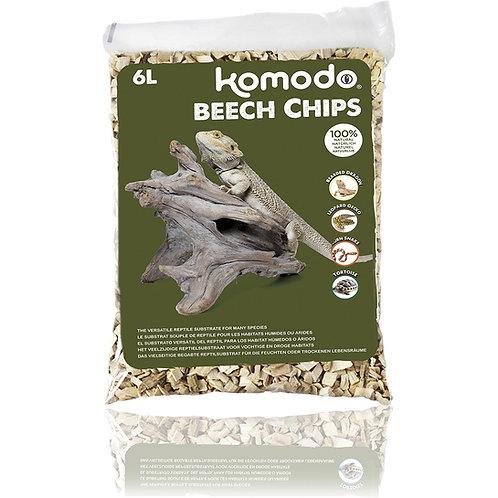 Komodo Beech Chips Fine