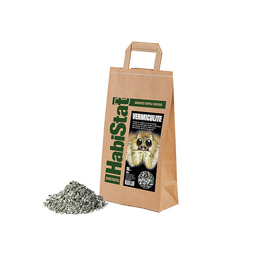 HabiStat Vermiculite Substrate, Fine,5 Litres