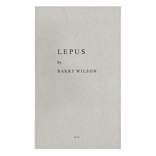 LEPUS / Barry Wilson