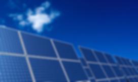 solar power for infrared heating panels